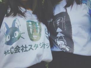 Totoro Shirts