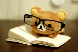 Rilakkuma Reading