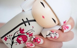 Nails and Doll