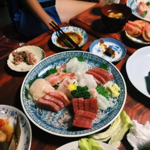 Amazing Sashimi Set