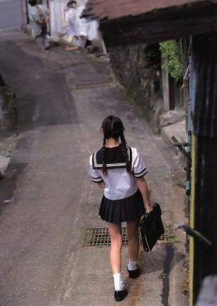 Schoolgirl Back Home