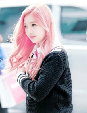 Amazing Pink Hair