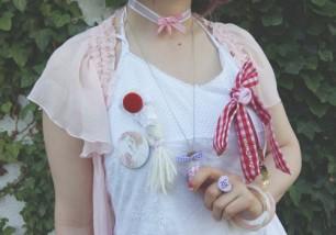 Cute Lacy Dress