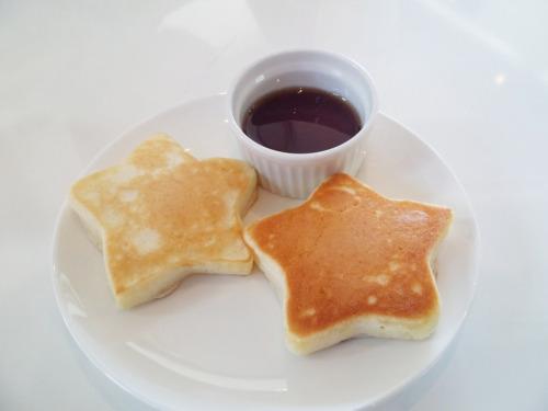 Japanese Star Pancakes