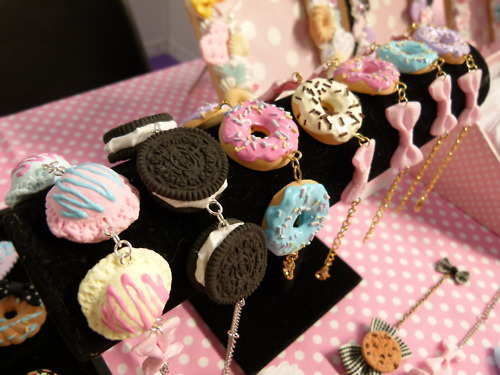 Super Kawaii Food Bracelets