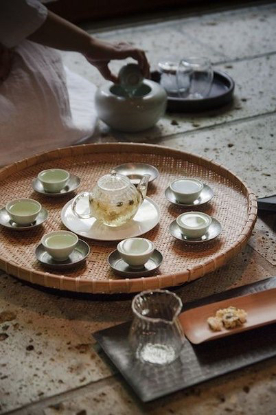 Cute Tea Set
