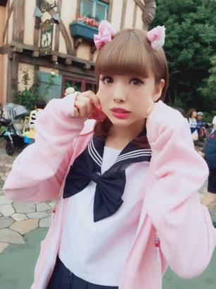 Cutie Neko Pink Jumper