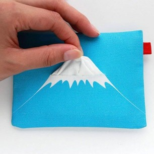Fujisan-Tissue-Holder
