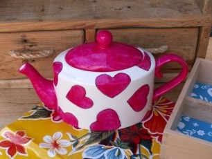 Heart-Teapot