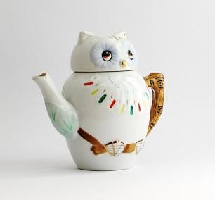 Owl-TeaPot
