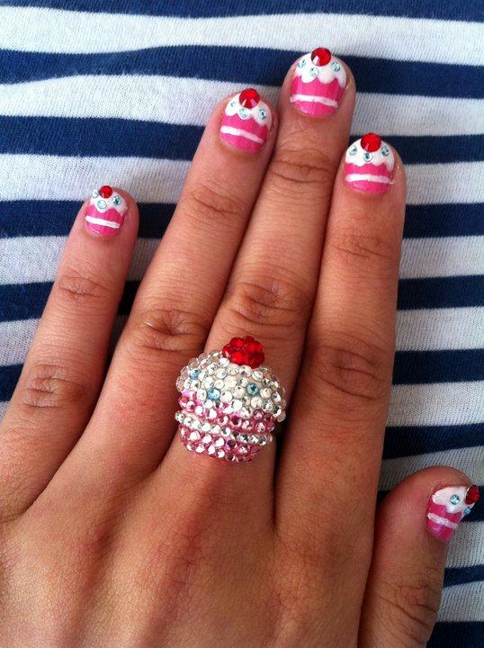 Cupcake_Nails