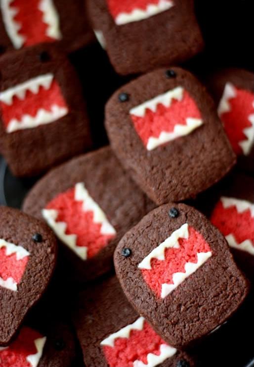 Domo-Kun-Cookies