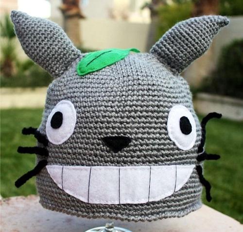 Kawaii-Totoro-Beanie