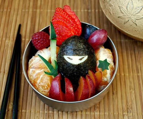 Ninja-Dinner