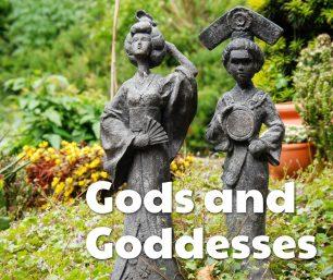 Japanese Gods and Goddesses