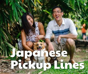 Awesome Japanese Pickup Lines
