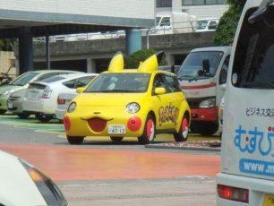 Pika Pika Car