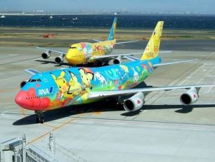 Pokemon Planes